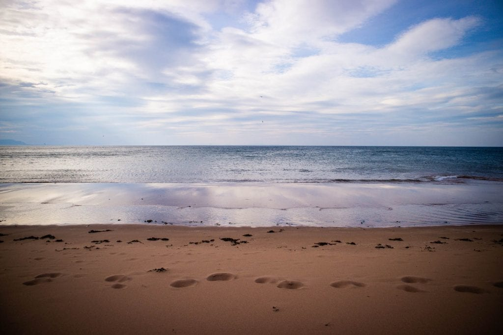 North Coast 500: Redpoint beach in Scotland