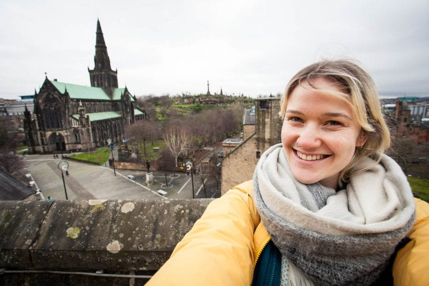 Scottish history is not all about medieval castles, Glasgow has its fair share of rich heritage, and Glasgow Cathedral is a good place to learn more!