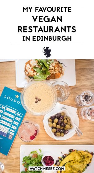 Looking for mouthwatering plant-based food in the Scottish capital? Click here for my favourite vegan restaurants in Edinburgh!