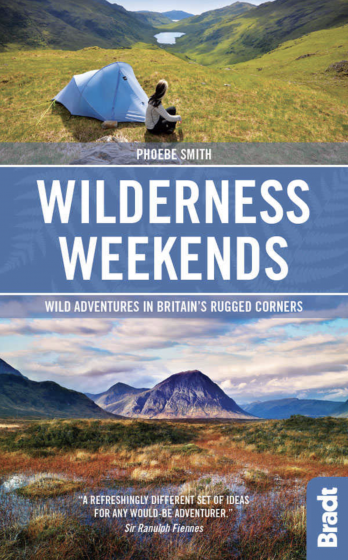 book cover of Wilderness Weekends by Phoebe Smith