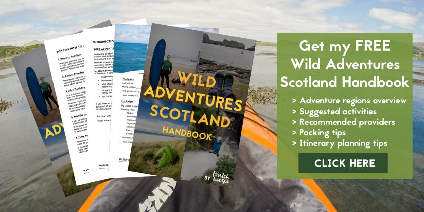 Free download of Wild Adventures Scotland Handbook by Watch Me See