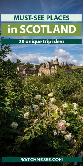Want to experience the best places to visit in Scotland? Read on for 20 unique trip ideas and experiences you will remember for a life-time!