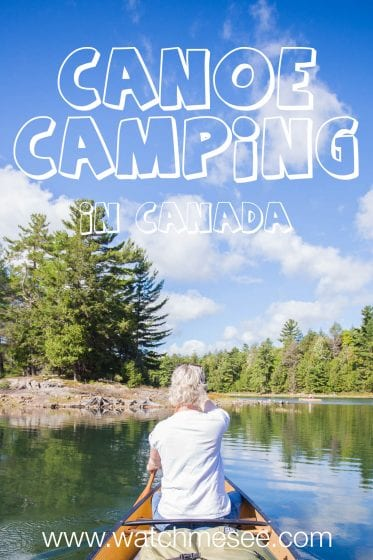 For one sunny weekend in September I found myself in the wilderness of Canada, fulfilling one of my biggest dreams: canoe camping in Ontario.