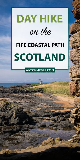 On just 6 miles, the Elie to Anstruther walk offers pictur-perfect harbours, castle ruins & spectacular scenery. Use this guide to plan a day hike in Fife.