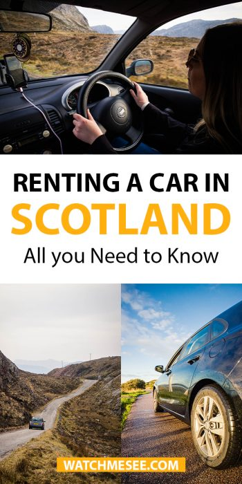 What to consider when hiring a car in Scotland? Read on to find answers to all your questions: from the best rental companies to choosing the perfect car.