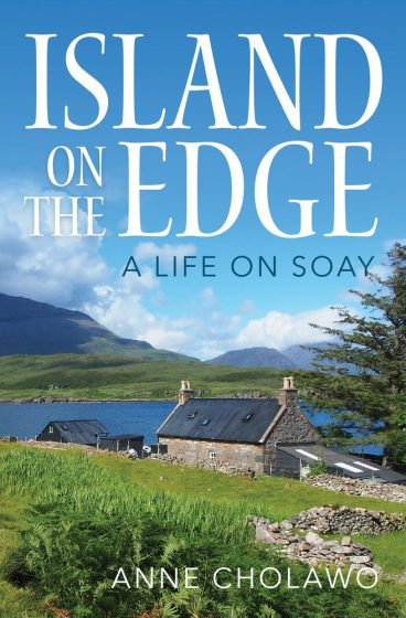 book cover of island on the edge by anne cholawo