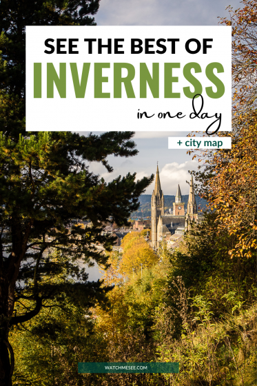 From the best viewpoints and top attractions to the most delicious eateries and atmospheric pubs - here is how to spend one day in Inverness!