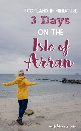 "If the Isle of Arran is ""Scotland in miniature"", then this three-day Arran tour includes everything you could want to see, do or experience in Scotland!"