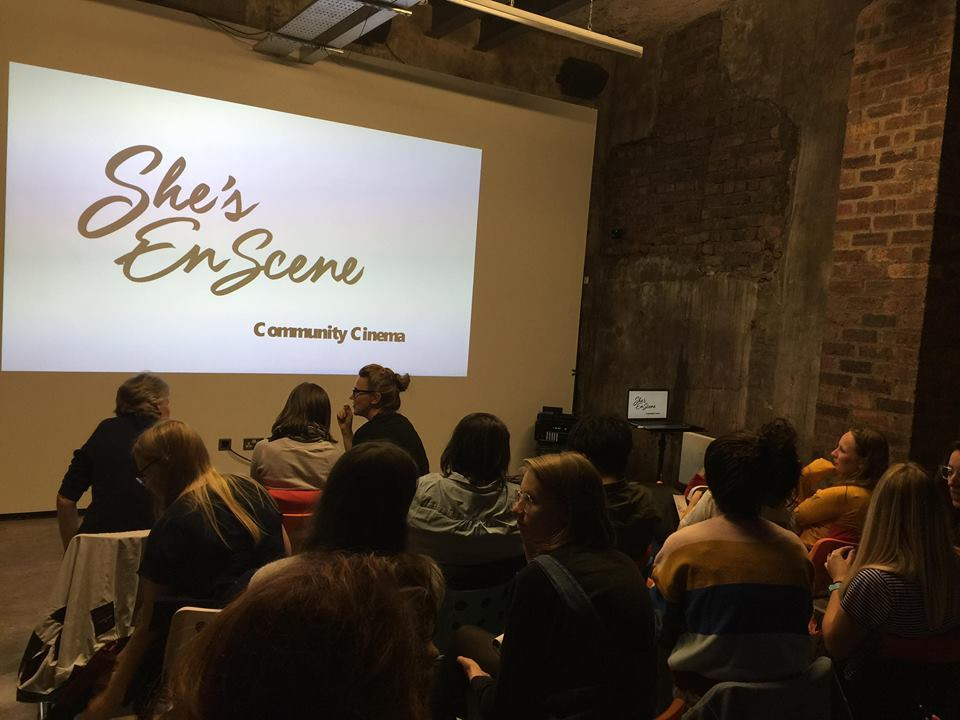 she's en scene community cinema glasgow