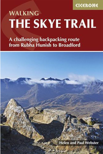 the skye trail hiking guidebook