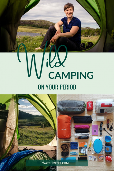 On your period? You can still go on your backcountry trip with this guide to hiking and camping on your period.